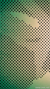 Dots abstract - Background iPhone - iPodTouch