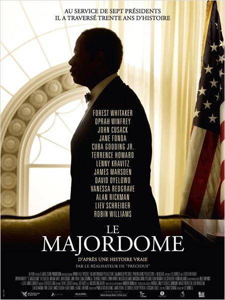 Le Majordome - Affiche du film