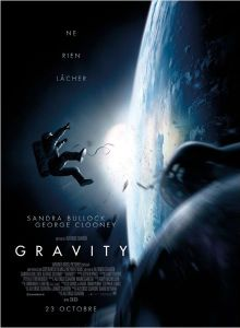 Gravity afiche du film