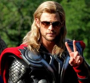 Thor. Ou presque.