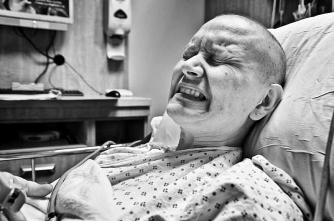 9-22-2011 Jen in pain in ER
