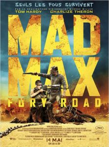 Mad Max Fury Road Affiche