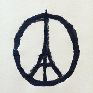 Peace For Paris - Jean Jullien