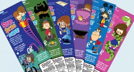 Gogurt Packaging Illustrations