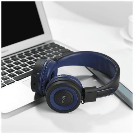Bluetooth slušalice hoco. W16 Cool motion Blue