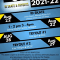 Osprey ID Skate and Tryouts