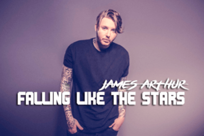 DOWNLOAD MUSIC: James Arthur - Falling Like The Stars | Mp3