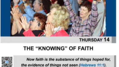 """Photo of Rhapsody Of Reality (14th, May 2020) – THE """"KNOWING"""" OF FAITH"""