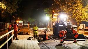 Spårväg City Line 7 Accessibility Upgrade - Part 1 | Image: Kjell-Arne Larsson