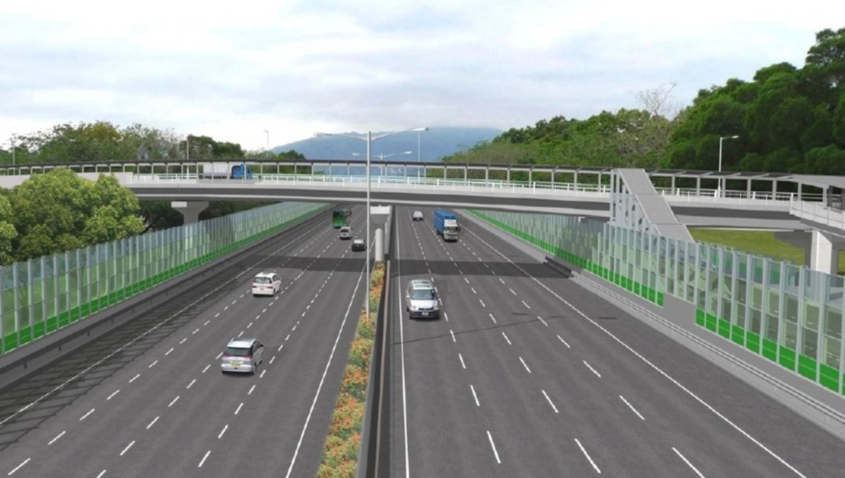 Widening of Tolo/Fanling Highway - Stage 2