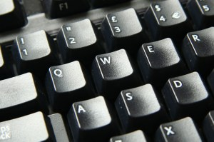 Keyboard by John Ward on Flickr | CC BY 2.0