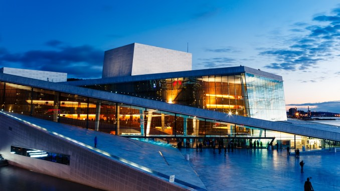 Opera Oslo by desparado31 on Flickr