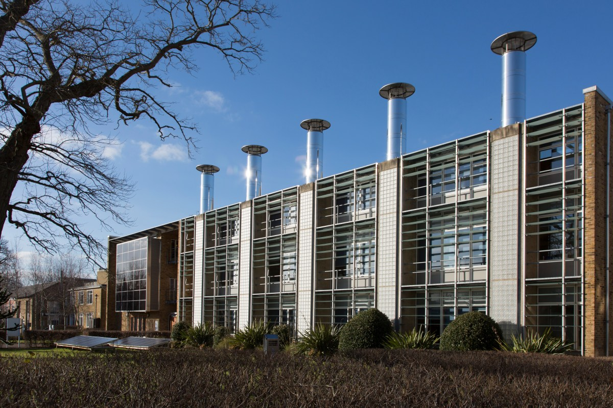 The Environmental Building at BRE, Watford