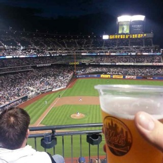 Long Hammer IPA at Citi Field