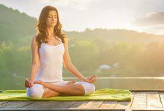 Joga - wpływ na zdrowie