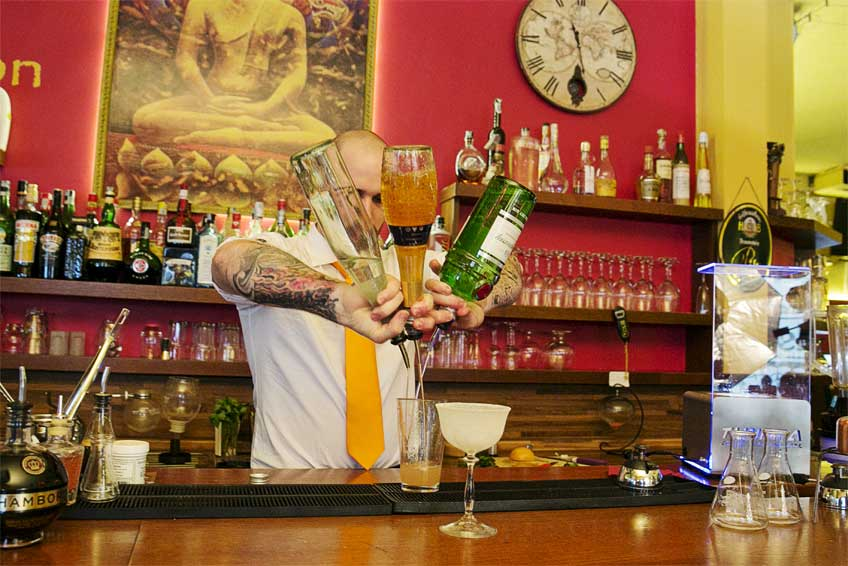 Scuola Di Barman E Caffetteria Corso Di Barman A Brescia