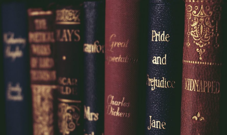 12 Old-Time Books the Smartest Students are Reading