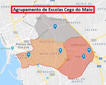 Área de Influência do AECM