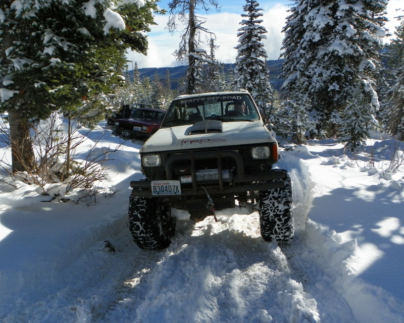 Photos: EWOR Thanksgiving 4x4 Run at the Ahtanum State Forest 27