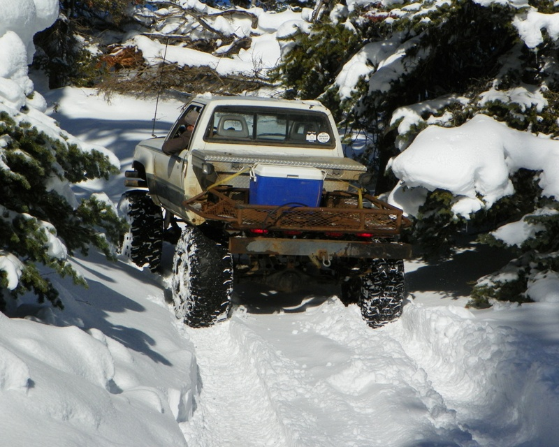 Photos: EWOR Thanksgiving 4x4 Run at the Ahtanum State Forest 29