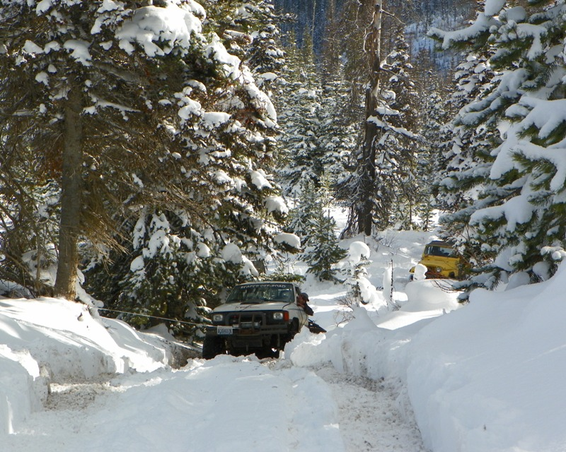 Photos: EWOR Thanksgiving 4x4 Run at the Ahtanum State Forest 38