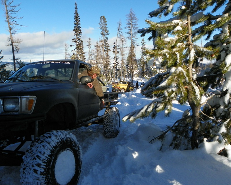 Photos: EWOR Thanksgiving 4x4 Run at the Ahtanum State Forest 41