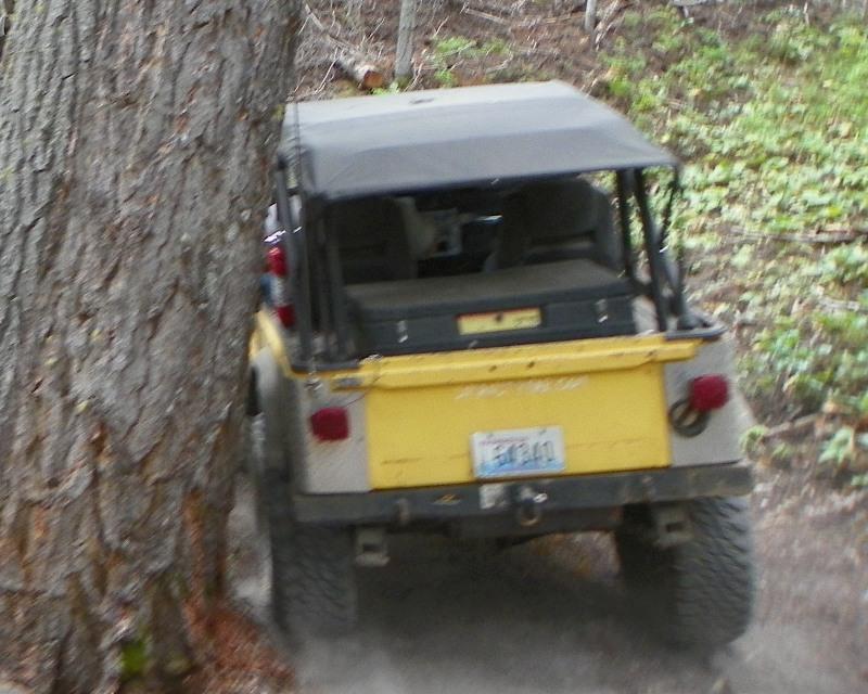 Photos: Yellow Jeep Run - Little Rattlesnake 18