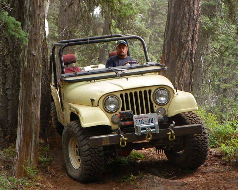 Photos: Yellow Jeep Run - Little Rattlesnake 32