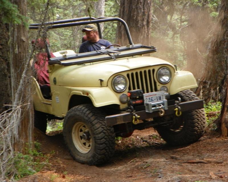 Photos: Yellow Jeep Run - Little Rattlesnake 33
