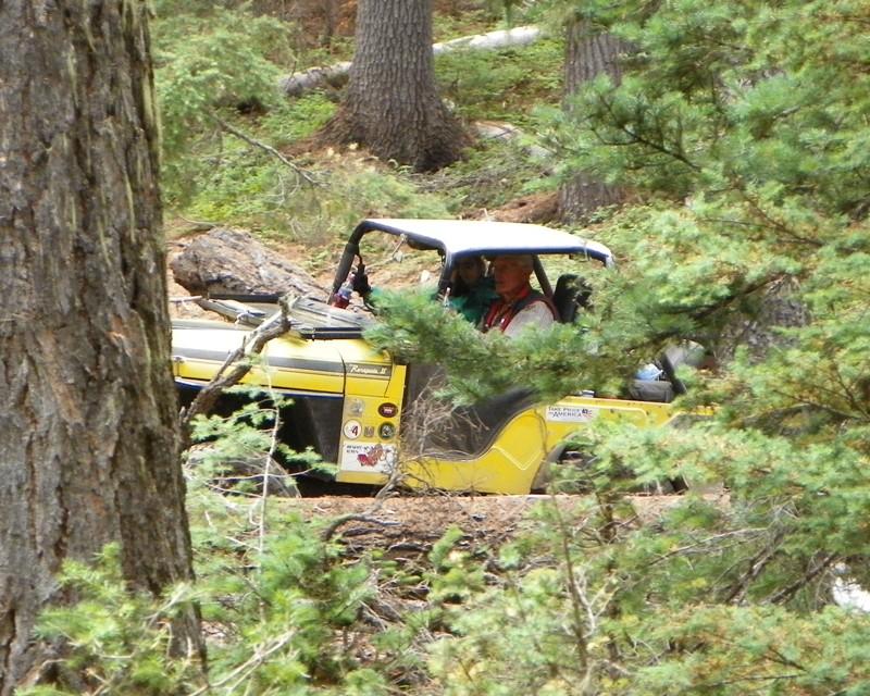 Photos: Yellow Jeep Run - Little Rattlesnake 35
