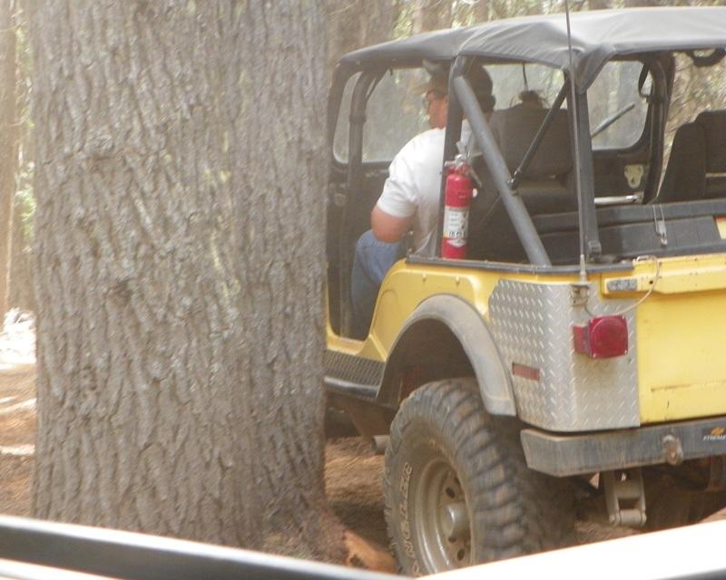 Photos: Yellow Jeep Run - Little Rattlesnake 36