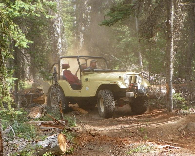 Photos: Yellow Jeep Run - Little Rattlesnake 47