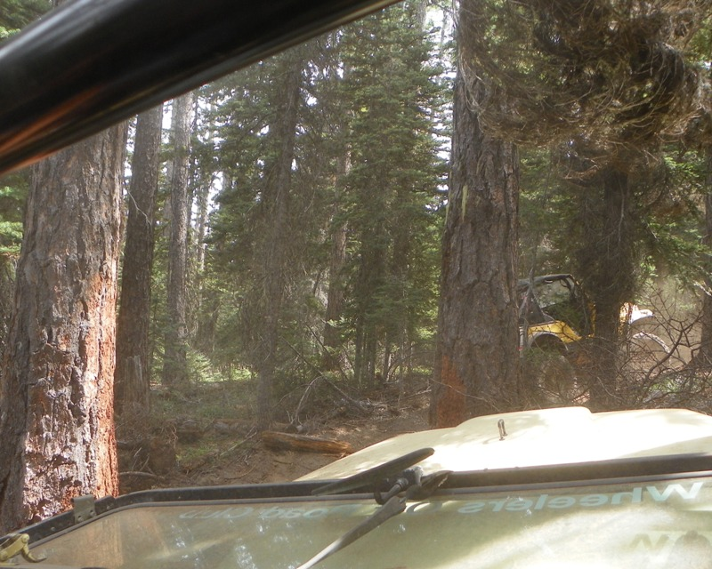Photos: Yellow Jeep Run - Little Rattlesnake 52