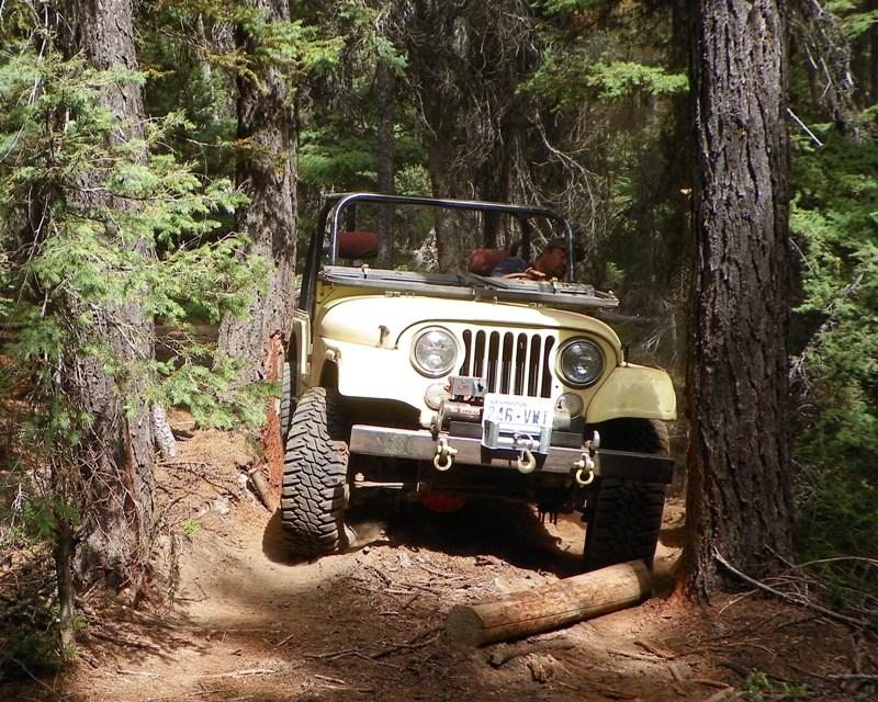 Photos: Yellow Jeep Run - Little Rattlesnake 56
