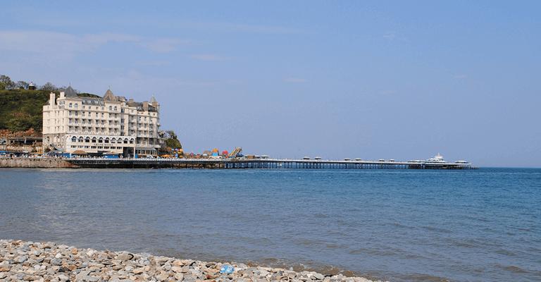 Llandudno Beach & Pier