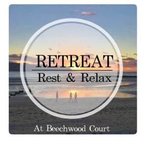 retreat rest relax