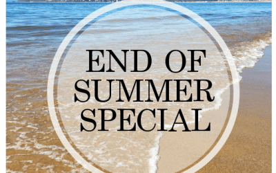 End of Summer Special