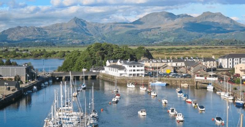 North Wales – 5 Days Coach Tour – St Kilda