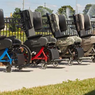Broda Wheelchairs