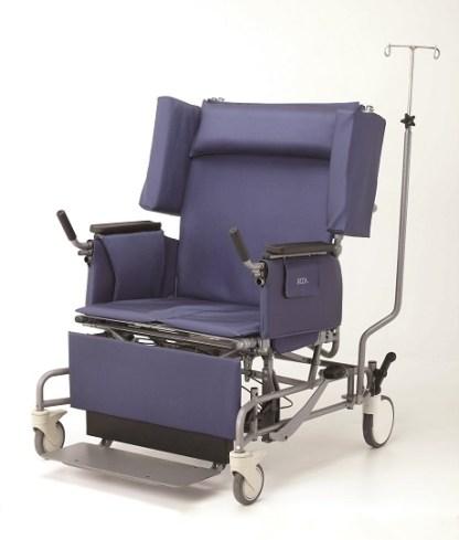 Vanguard Broda Wheelchair Right