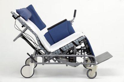 Vanguard Broda Wheelchair arm removed terry