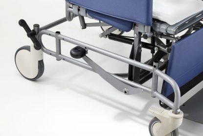 Vanguard Broda Wheelchair foot pedal