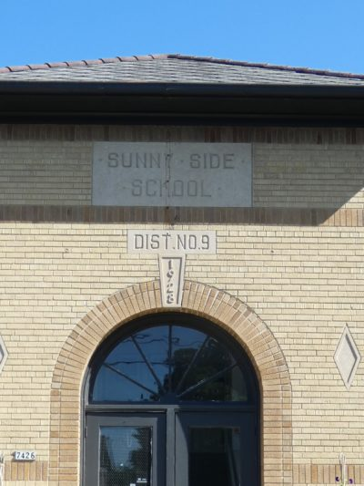 Registered Historical Society landmark