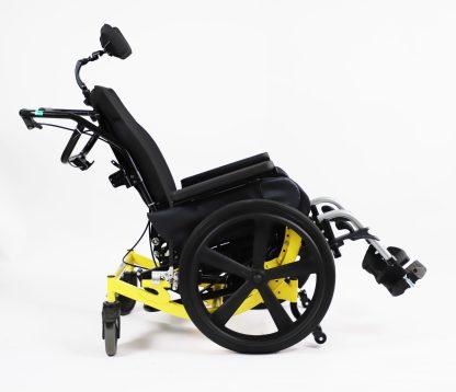 encore-rehab- wheelchair -yellow side