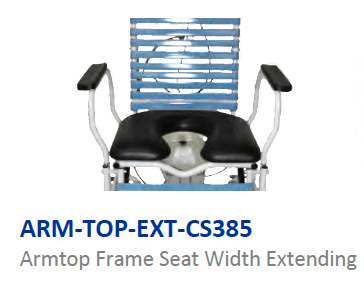 Arm top extension cs385