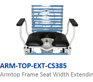 Arm top extension cs385