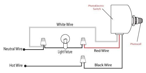 snr100wf photocell wiring diagram  ceilingfanswitch