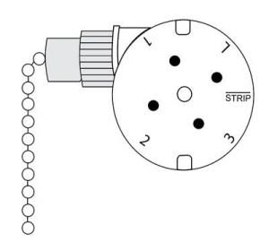 Zing Ear ZE208s 4 Wire 3 Speed Fan Switch