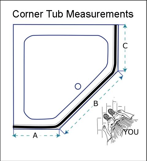 Half Circle Shower Curtain Rod