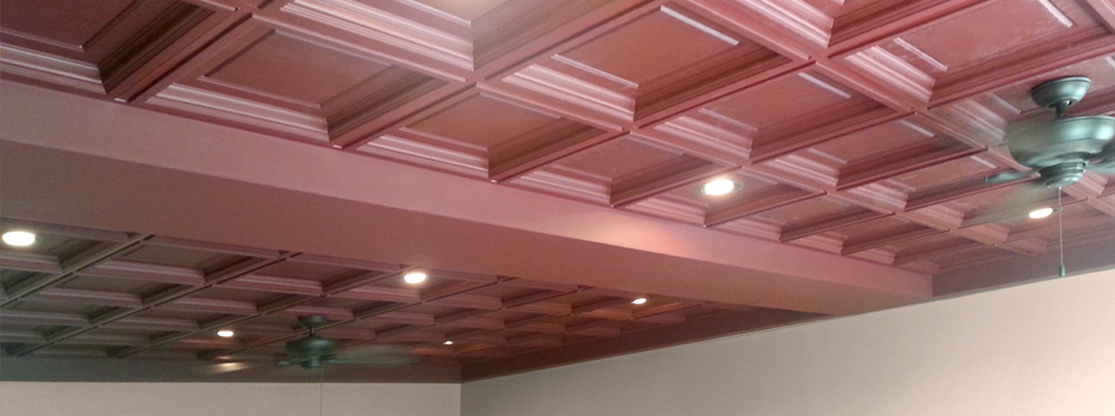 coffered ceiling tiles ceilume